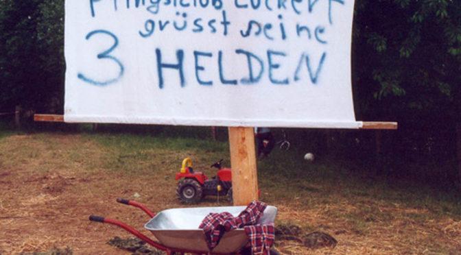 Pfingsten 2001
