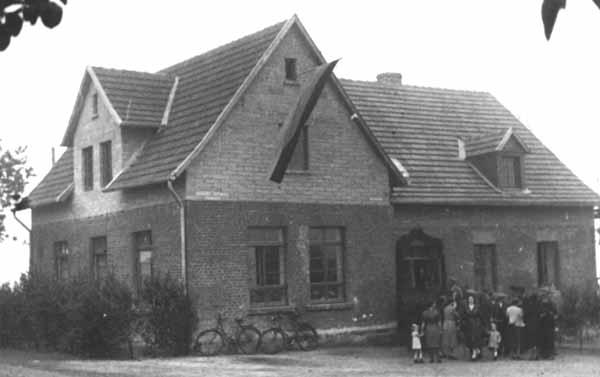 Alte Schule in Eichholz