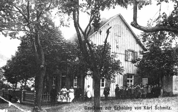 """Gasthaus """"Zur Erholung"""" in Eichholz"""