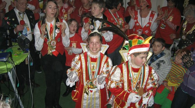 Karnevalssitzung 2010