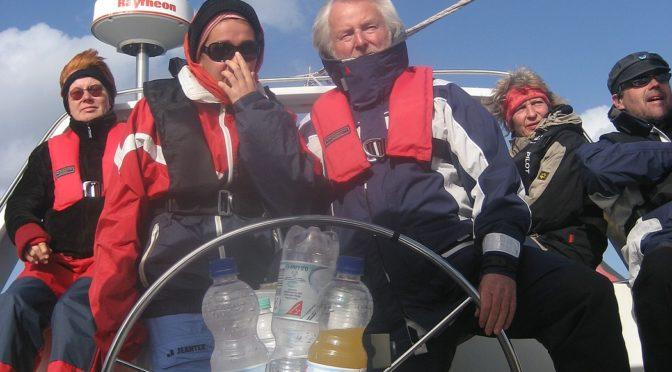 Lückert sticht in See – Kaperfahrt mit Kapitän Ebo