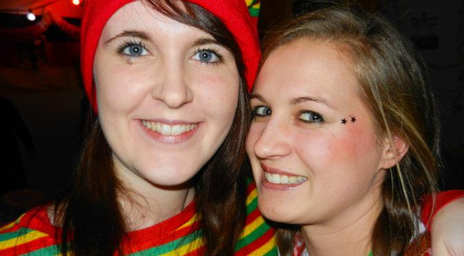 Karnevalsparty 2012