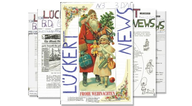 Lückert-News – Die Zeitung