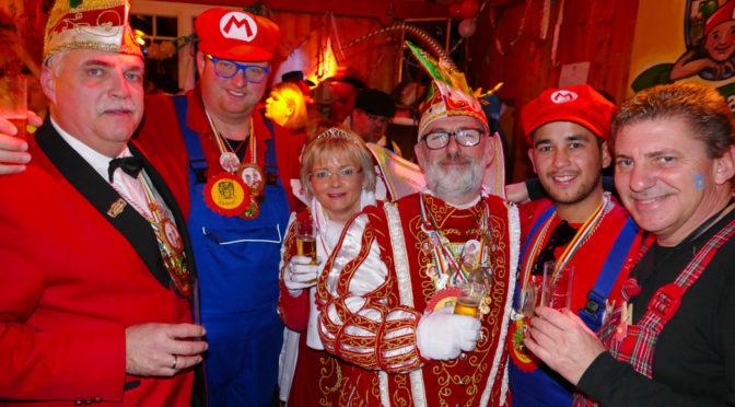 Karnevalsparty 2017
