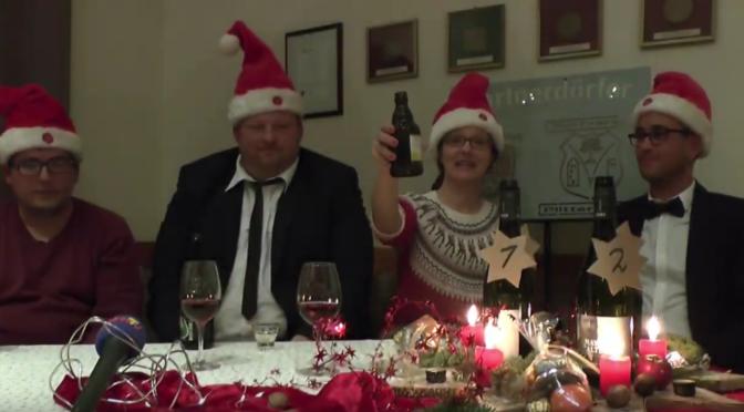 Weihnachtsansprache 2018