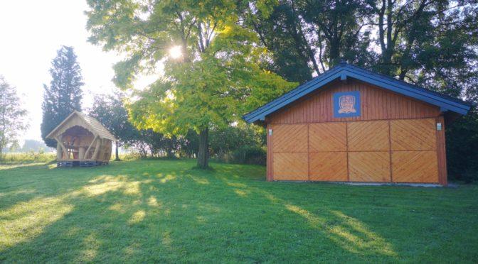 Nachwuchs für unser Dorfgemeinschaftshaus